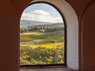 Montrogoli Chianti Holiday Home: private pool, Win