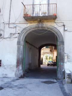 ingresso edificio