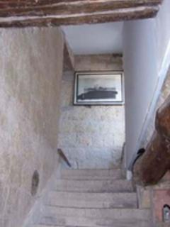 scala accesso appartamento