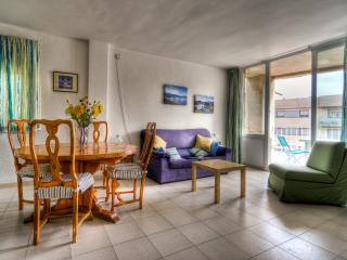 Village Apartment close to the Beach
