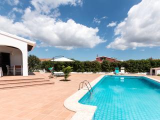 Tranquilidad e intimidad con piscina, Alaior