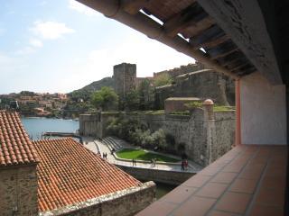 Appartement avec terrasse - Vue exceptionnelle, Collioure