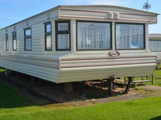 6 berth caravan165 holiday golden palm skegness, Chapel St. Leonards