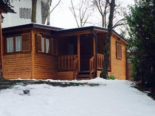 Cottage interamente in legno, La Salle