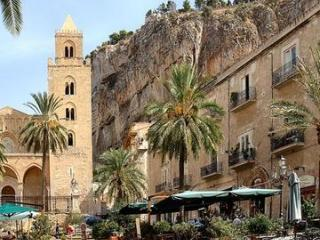 LOVELY APARTMENT CESANO WITH TERRACE, Cefalu