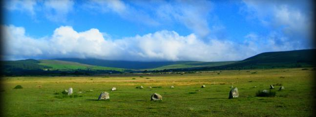 Gors Fawr stone circle ~ Just 5 minutes from Trallwyn Cottages