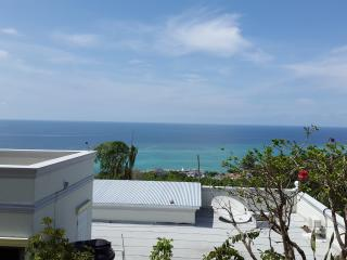 Ocean view 2 beds, 2 baths, Montego Bay