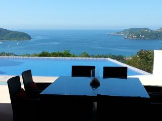 SUMMER 10% 0ff (July & Aug)Casa Monarca- 5BR Villa  Beautiful Zihuatanejo Mexico