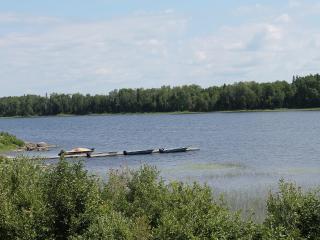 Domaine du Lac Parent    Parent Lake Lodge