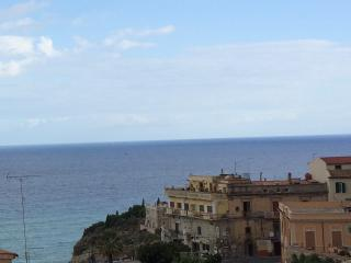 Central in the historic part of Tropea