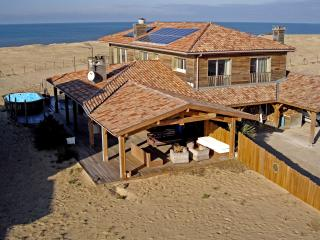 LODGE NATUREO SUR DUNE 100M PLAGE VUE DIRECT OCEAN