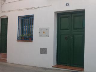 Casa tradicional reformada en Algarrobo pueblo