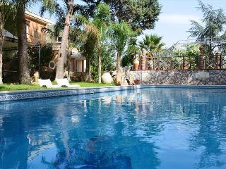 Villa Rubino - Wonderful house with private pool in Catania
