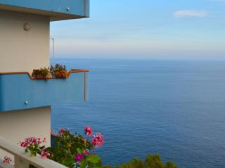 La Scogliera B&B room with sea view