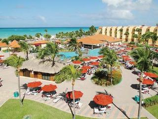 Your Honeymoon, Oceanfront Bluegreen Cabana Beach, Oranjestad