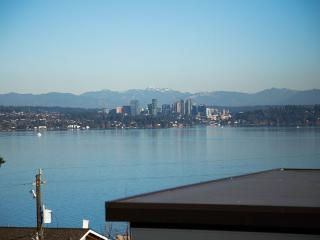 VIEW & LOCATION in historic Seattle neighborhood