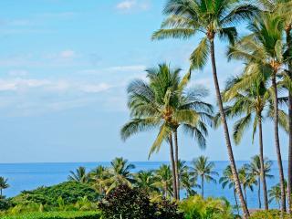 WAILEA ELUA #2105: Ocean view, spacious, paradise!, Wailea