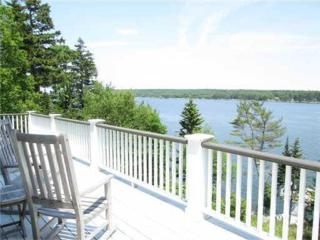 Westport Island Waterfront Cottage-Incredible view, Wiscasset