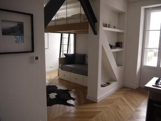 Stylish bright central newly renovated  apartment, Chamonix