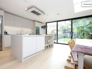 Smart three bed family home, Ashchurch Grove, Chiswick, London