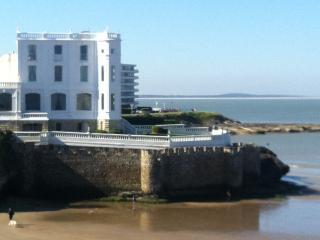 appartement sur la plage de Pontaillac, Royan
