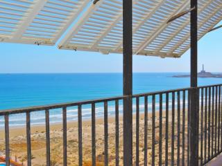 La Manga primera línea de playa al Mediterráneo, La Manga del Mar Menor