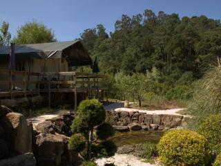 Quinta Japonesa - Casa de Cha, Lodge tent 4p, Caldas da Rainha