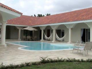 Beautifull Villa near the Beach in Casa de Campo, La Romana