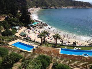 Depto. en playa Pinares del Canelillo de Algarrobo