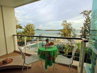 Stunning sea view 2 bedroom apartment with Jacuzzi, Rawai