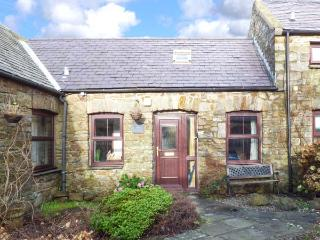 CORNER COTTAGE, stone barn converison, private enclosed garden, pet-friendly, wo