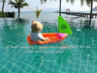5 stars sea view 2 bedrooms apt  120 sqm KOH CHANG, Ko Chang