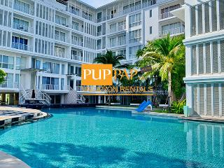 Nice 2Br with beachfront - Malibu By Puppap 052, Khao Tao