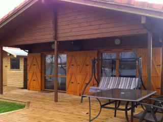 Lakeview Lodge, Lakeside Log Cabin inc New Hot Tub