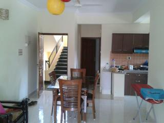 2Bhk Fuuly AC,Pool Facing apartment in Candolim