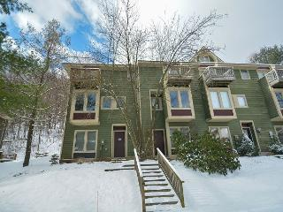 Charismatic 3 Bedroom Ski In/ Ski Out townhome with hot tub!