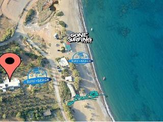 Surf Beach - Seaside apartments in Kouremenos 3, Palaikastron