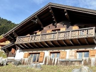 Chalet High Lodge, Champéry