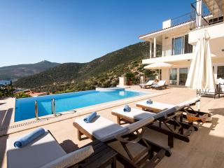 Blue Manzara - luxury Kalkan villa for 10