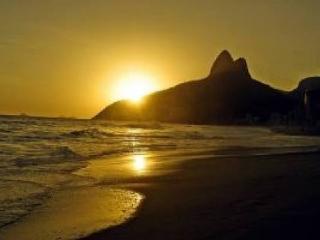 Olympic Games! Rio de Janeiro! Ipanema! BRAZIL