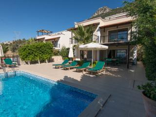 Relaxing Villa Iris with stunning views of Kalkan Bay