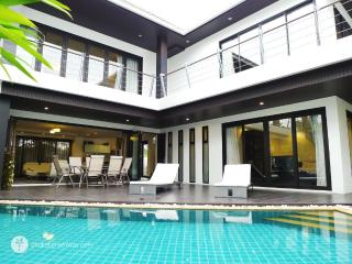 Privacy and comfort at 3-bedroom villa in Bang Tao, Bang Tao Beach