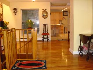 Historic,  elegant duplex in Beacon Hill in the heart of Boston two bedrooms