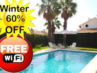 Ref. 448681 • Private swimming pool & beach, Campello