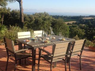 Modern 4 bedroom villa with heated pool, Carcassonne