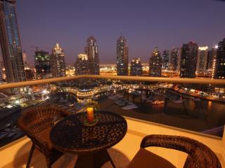 Iris Blue, Dubai