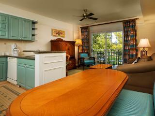 Disney's Saratoga Springs Resort-1 bedroom suite, Orlando
