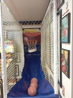 Pop-a-Shot  Basketball--Free Play