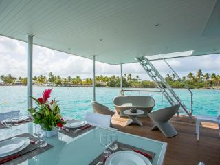 Votre terrasse avec vue sur la mer...