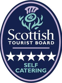 Rated 5 star by the Scottish Tourist Board
